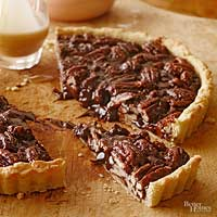 Butterscotch-Pecan Tart