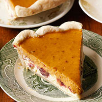 Chipotle-Cream Cheese Pumpkin Pie