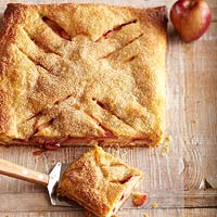 Image of Apple Cheese Slab Pie, Better Homes and Garden
