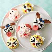 Pet Shop Cupcakes