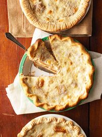 Indiana Sugar Cream Pie