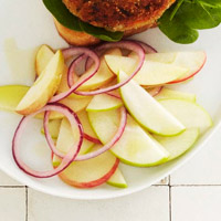 Apple-Onion Salad
