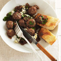 Meatballs with Chutney