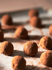 Image of Ancho Chile Truffles, Better Homes and Garden