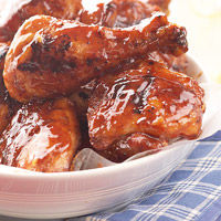 Image of All-american Barbecued Chicken, Better Homes and Garden