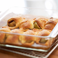Image of Apple Dumpling Roll-ups, Better Homes and Garden