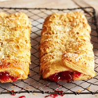 Image of Almond-cherry Pastry Braids, Better Homes and Garden
