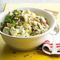 Potato-Cauliflower Salad