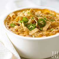 Chili-Style Macaroni and Cheese