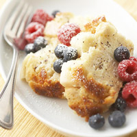 Lemon-Poppy Seed French Toast