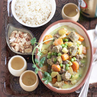 Image of Apple-raisin Lamb Curry, Better Homes and Garden