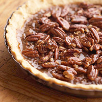 Honey-Crunch Chocolate-Pecan Pie