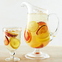 Sweet Honey White Sangria