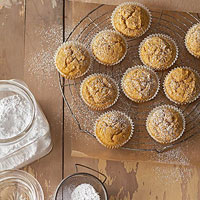Curried Squash Muffins