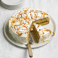 Dulce de Leche Cake