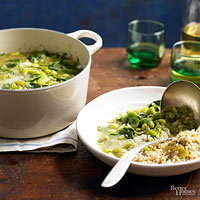 Vegetarian Green Chili