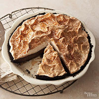 Fudge Cream Pie