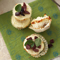 Tuscan Cheesecake Bites