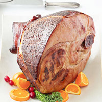 Glazed Ham