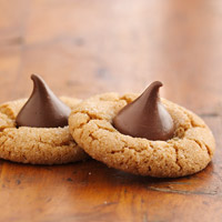 Quick Peanut Blossoms