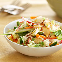Image of Asian Slaw, Better Homes and Garden