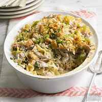 Chicken-Noodle Casserole