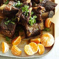 Chili-Orange Short Ribs