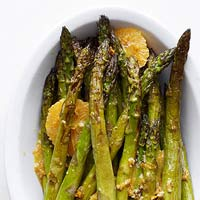 Roasted Asparagus-Orange Salad