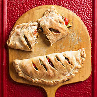 Roasted Vegetable Calzones
