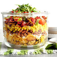 Mississippi Corn Bread Salad
