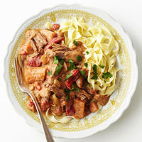 Pot Roast Paprikash