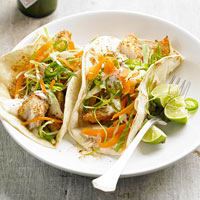 Fish Taco Sauce Recipe on Fish Tacos With Lime Sauce Recipe