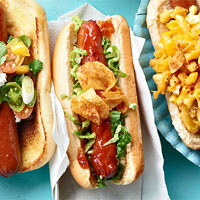 BBQ Potato Chip Crunch Dog