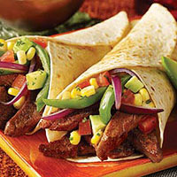 Sizzling Steak Tacos