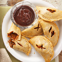 Barbecue Pasties
