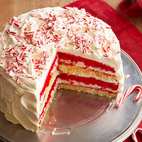 Peppermint Dream Cake