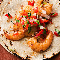 Chipotle Shrimp