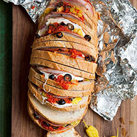 Italian Oven Sub