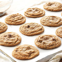 Cinnamon-Coffee Cookies