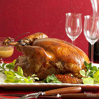 Apple Cider-Ginger Brined Turkey