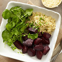 Honey Balsamic Beet Salad