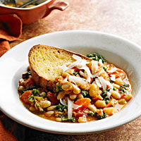 Slow Cooker Ribollita