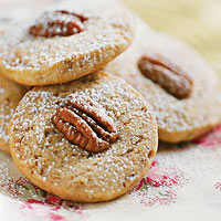 Hickory Nut Cookies