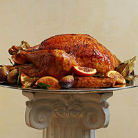 Brown Sugar Glazed Turkey