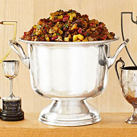 Crowd-sourced Awesome Sausage, Apple and Cranberry Stuffing
