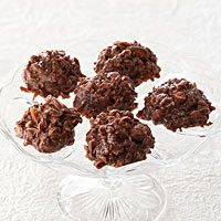 No Bake Chocolate Chews