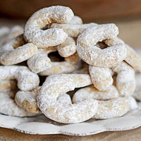 Homesick Texan's Pepita Lime Crescents