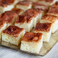 Smitten Kitchen's Gooey Cinnamon Squares
