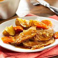 Country-Style Pot Roast