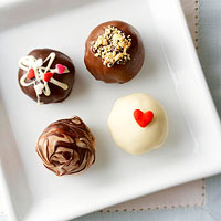 No-Bake Truffle Treats